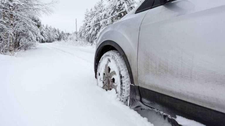 Последствия при несвоевременной установке зимних шин